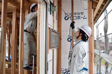 BUSINESS 建築施工事業