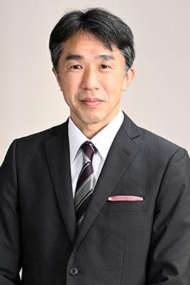 代表取締役社長・阪本 直樹