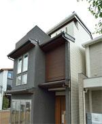 平成の京町家モデルハウス